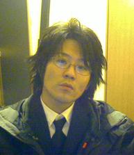スーツなのォ~にィ~ ノーマル眼鏡