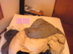 圧縮から開放されたトゥルースリーパー プレミアム :: ベッドの上も満開の模様。どうやら俺様には、人妻のメイドさんが必要らしい……水遊びで溺れちゃダメよ?